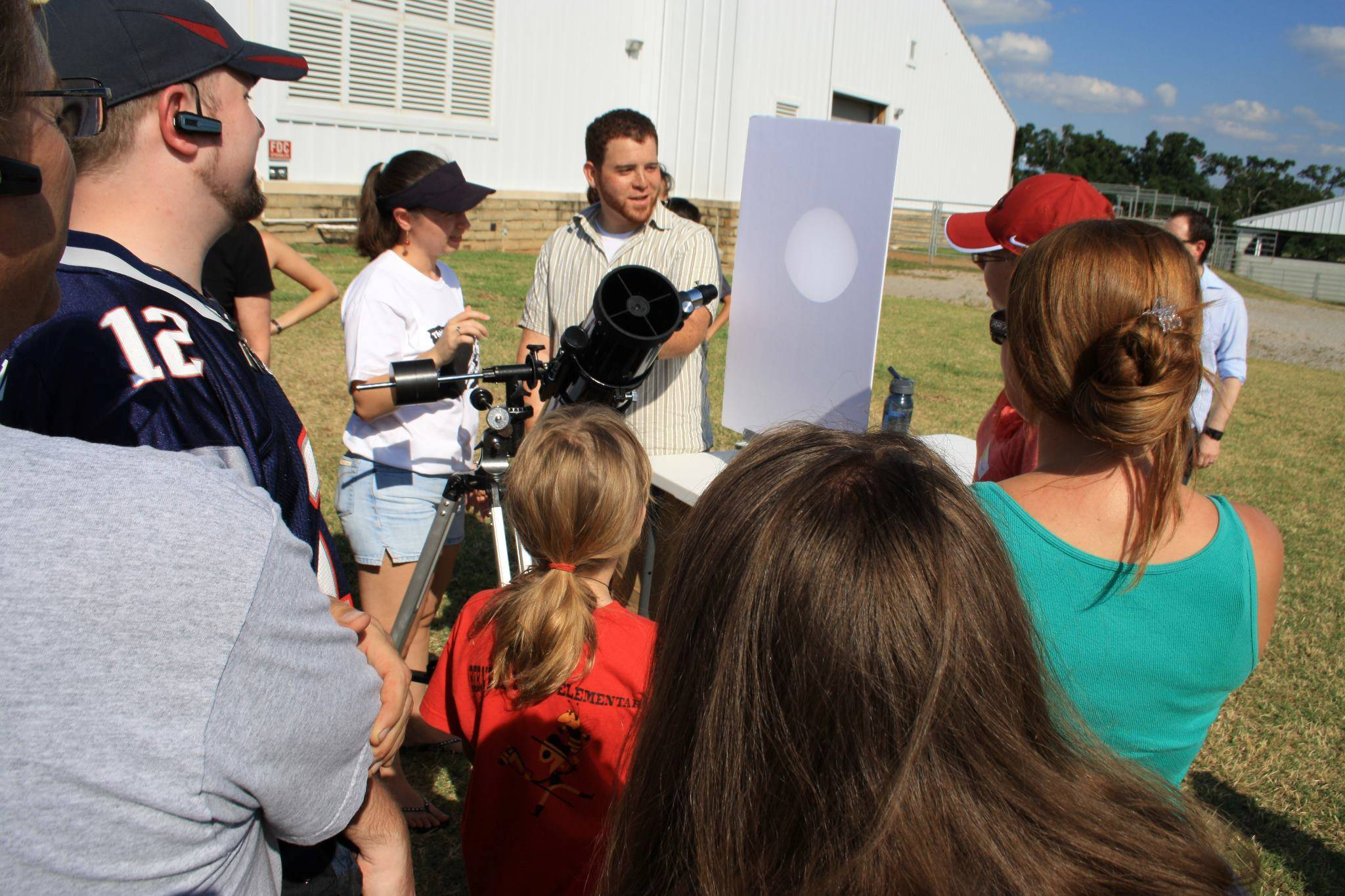 Solar Observation Day